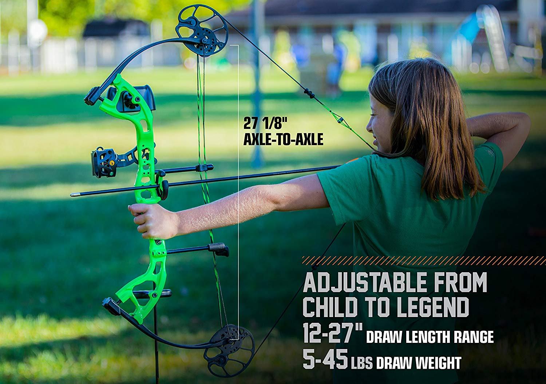 Bear Archery Cruzer Bow Package