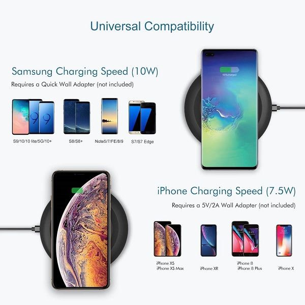 Hevanto wireless charger
