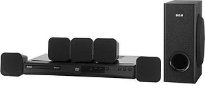 RCA home theater system